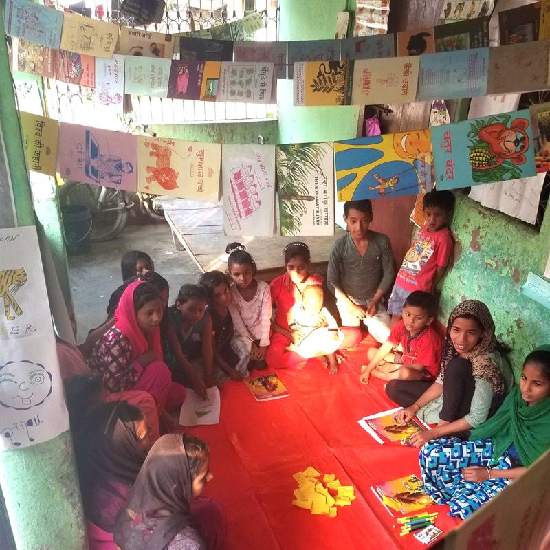 Education for Dalit children - Children on the Edge