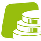 Icon showing a pile of coins - linking to a fundraising page