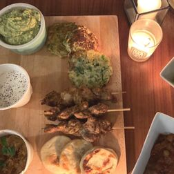 'Dine in for Lebanon' Mezze Meal